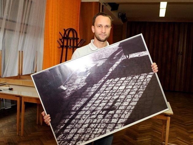 Pepa Vostárek vystavil volnou fotografickou tvorbu