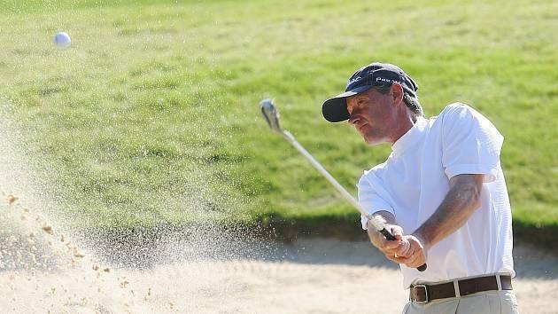 """Golfový turnaj """"Casa Serena Open"""" na golfovém hřišti Casa Serena na Roztěži u Kutné Hory. Sobota 6.9."""