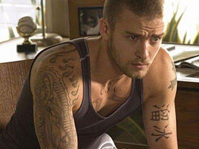 Justin Timberlake ve filmu Alpha Dog.
