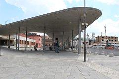 Rekonstrukce autobusového nádraží v Kolíně