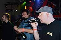 Cerhenická kapela Insignie pokřtila nové album v Nymburce.