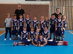 Mladí kolínští basketbalisté získali na domácím turnaji bronzové medaile.