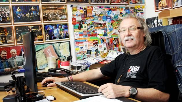 Ředitel MSD Zdeněk Hejduk