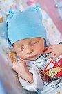DAVID LUKEŠ se narodil  rodičům Jiřímu Lukešovi a Kateřině Rybenské 22. ledna ve 21.41 hodin. Vážil 2,785 kilogramu a měřil 49 centimetrů. Doma je v Jilemnici.