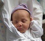BARNABÁŠ DANČO se narodil 23. října v 9.18 hodin mamince Šárce. Vážil 2,8 kg a měřil 49 cm. Rodina má domov v Malých Svatoňovicích – Strážkovicích.