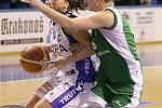 Kara Trutnov - Valosun Brno (1. čtvrtfinále).