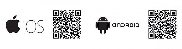 Aplikace Můj Trutnov je funkční na mobilech soperačními systémy Android a iOS.
