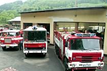 Dobrovolní hasiči mají novou cisternu