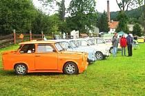 JÍVKA – HORNÍ VERNÉŘOVICE se stane i letos místem tradičního setkání majitelů a příznivců značky Trabant.