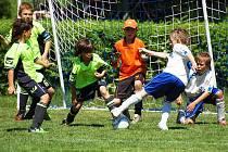 Mezinárodní turnaj přípravek, Lomnice nad Popelkou 2010
