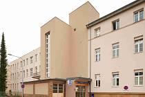 Trutnovská nemocnice.