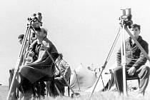 POZOROVÁNÍ SLUNCE se věnují v Úpici už od šedesátých let minulého století. Tehdy se začali sjíždět do observatoře každé léto zájemci na expedice. Letos  bude padesátá.