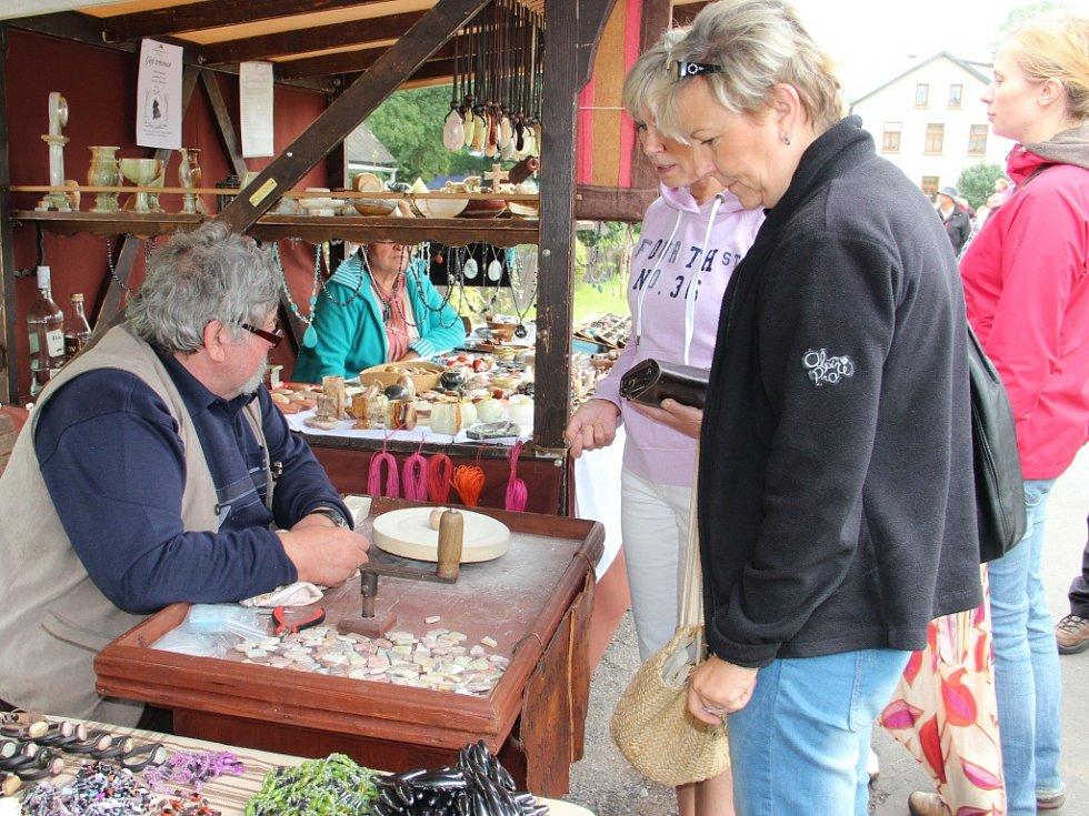 Slavnosti lidových řemesel v Kohoutově, 2016