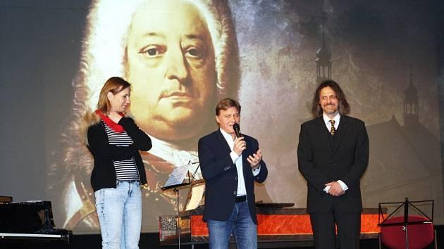 V Kulturním domě Střelnice došlo k představení dokumentu filmové režisérky a dokumentaristky Libuše Rudinské Morzin, Vivaldi a Vrchlabí.