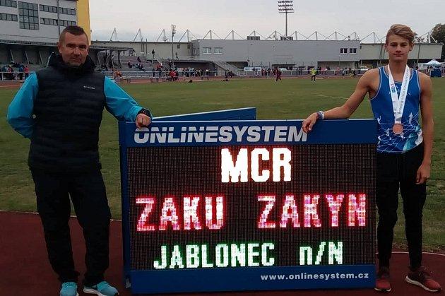 Atletický oddíl AC Turnov hodnotil další úspěšnou sezonu.