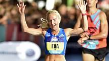 Eva Vrabcová Nývltová je českou rekordmankou.