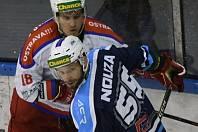 Asistent kapitána Tomáš Nouza v probíhající sezoně odehrál 24 utkání. Připsal si v nich 26 kanadských bodů. Jeho návrat po zranění tým vítá.
