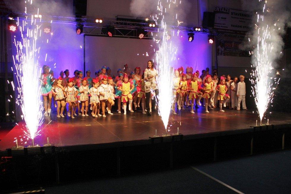V Orlovně defilovaly nejen děti ze rtyňského Bonifáce