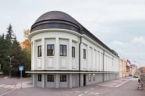 Vizualizace kina Vesmír, jak má vypadat po rekonstrukci za 96 milionů korun.