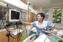 Iktové centrum trutnovské nemocnice získalo ocenění za péči o pacienty s mrtvicí.