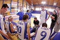 Basketbalisté Kary Trutnov. Ilustrační fotografie.