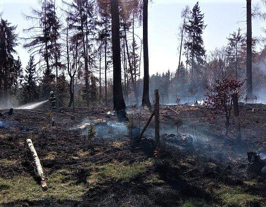 Požár ve Ždírnici