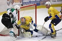2. hokejová liga: Trutnov - Jindřichův Hradec