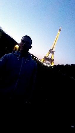Pavel Kejzlar ve francouzské Paříži.