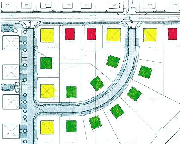 Plán ulice