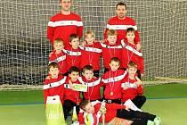 ŠEST VÍTĚZSTVÍ a remízu s týmem RSCM Rozkoš si připsali mladí fotbalisté jaroměřského klubu. Vyhráli tak turnaj.
