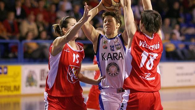Kara Trutnov - Sokol Hradec Králové.