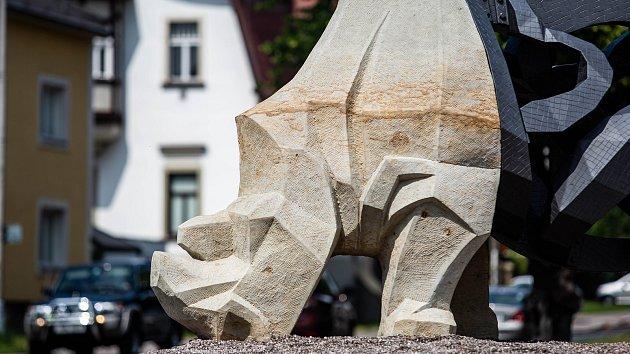 Súdán má sochu ve Dvoře Králové