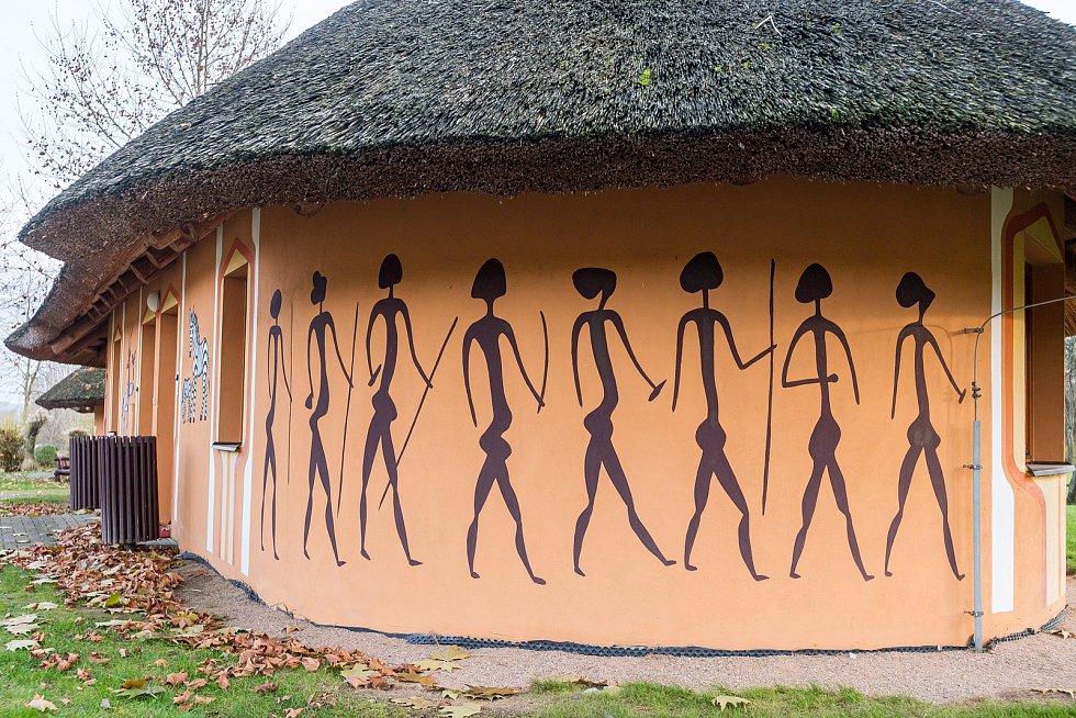 O ubytování v safari kempu mají lidé obrovský zájem.