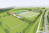 Nový stadion řeší projektanti - návrh