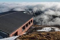 Pravidelná jarní údržba lanovky na Sněžku potrvá do 18. dubna.