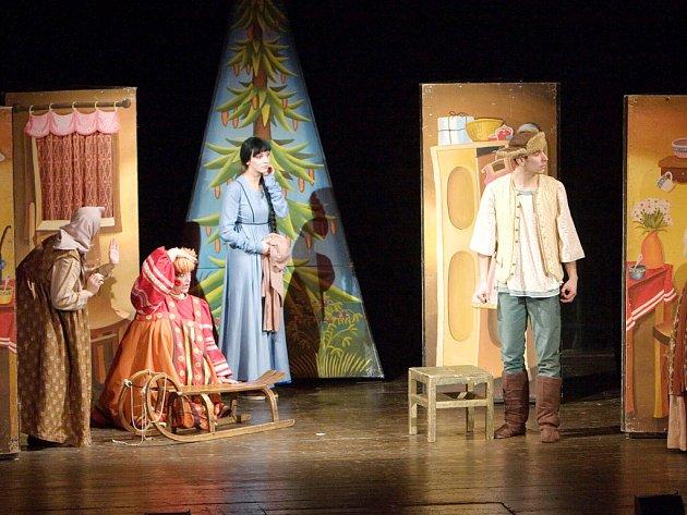 Divadelní Mrazík v Jilmu