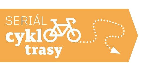 Logo seriálu Cyklotrasy.