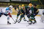 Vrchlabští hokejisté budou v pátečním utkání na domácím ledě odvracet vyřazení.
