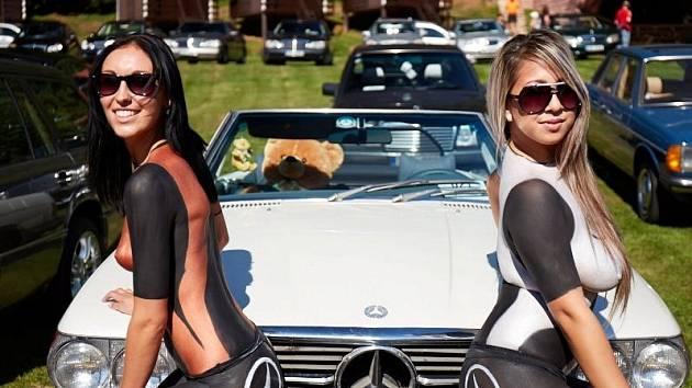 Kateřinu opět ovládnou Mercedesy