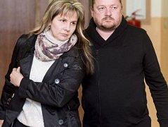Miloslav Jirman s manželkou