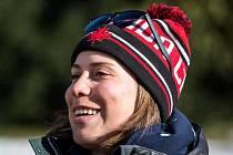 Eva Samková ve Vrchlabí