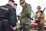 Trutnovští policisté kontrolovali myslivce v Lánově.