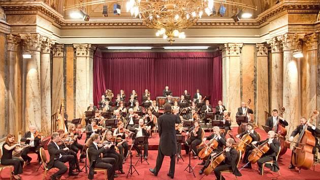 Západočeský symfonický orchestr.