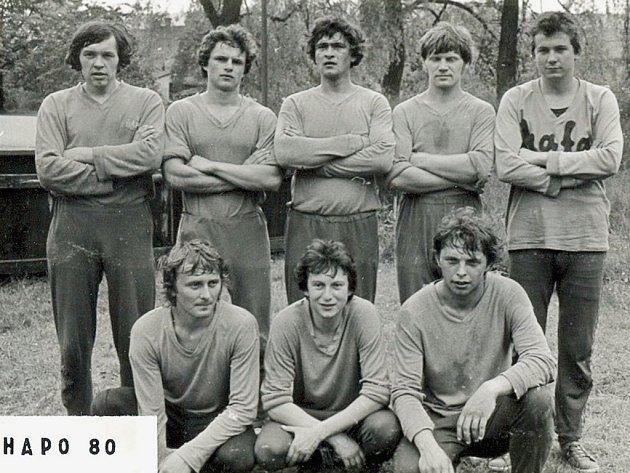 1980 - HAFA Havlovice