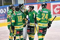 Dvorští hokejisté doma proti Jablonci vyválčili dva body.