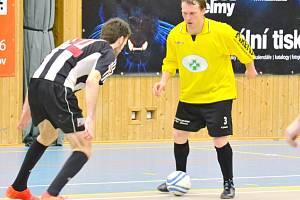 Celostátní liga sálových fotbalistů: Jilemnice - Polička