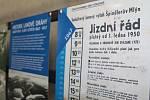 Sedmdesátiletou historii špindlerovské lanovky ze Svatého Petra na Pláň přibližuje výstava Špindl na lyžích, umístěná v depu dolní stanice.