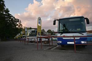 Radnice ve Dvoře Králové nad Labem připravuje rekonstrukci autobusového nádraží.