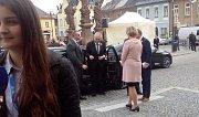Prezident Zeman v Jilemnici