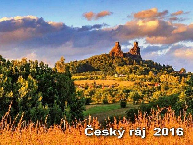Nejhezčí kapesní kalendář je opět z Českého ráje